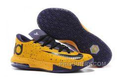 "best loved 8881f 0a4c8 Nike Kevin Durant KD 6 VI ""Easter"" Light Lucid Green/Atomic Mango ..."