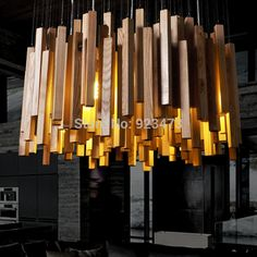 Find More Pendant Lights Information about Wholesale novelty wood pendant light lamp loft new abajur sala home decoration creative pendant light chinese style design lamp,High Quality light,China light lamp led Suppliers, Cheap lamp motion from Shenzhen Tigerr Lighting on Aliexpress.com