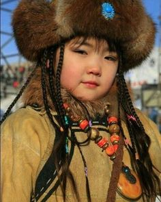 Beautiful Children of the World
