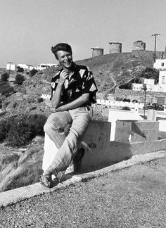 Bowie in Patmos