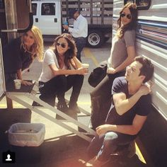 We can't wait for the summer premiere on June 10th! #PLL