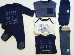 Super leuke wintercollectie van #zero2three voor baby jongens. www.hippemensjes.nl