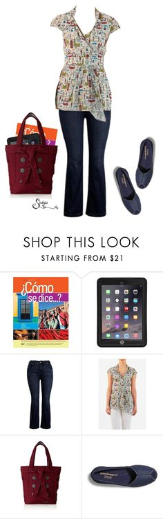 """""""5 + 11"""" by shalysa ❤ liked on Polyvore featuring Griffin, Melissa McCarthy Seven7 and OGIO"""
