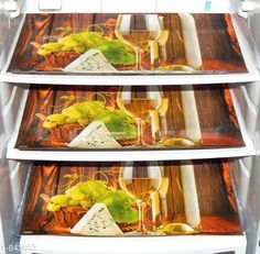Checkout this latest Fridge Mats_0-500 Product Name: *Stylish PVC Fridge Drawer Mats * Material: PVC  Size: (L x B) - 12 in x 17 in Description: It Has 3 Pieces Of Fridge Drawer Mats Solid: Pattern Country of Origin: India Easy Returns Available In Case Of Any Issue   Catalog Rating: ★4.1 (641)  Catalog Name: Elite PVC Refrigerator Drawer Mats Vol 2 CatalogID_97538 C131-SC1624 Code: 131-843653-702