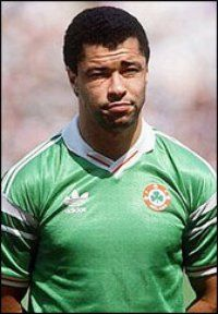 Irish World Cup legend - Paul McGrath