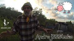 #weusetv feat #andrej333tube presents #Pecore: #tagliaerba #bio e #concimanti #naturali: