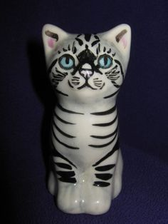 Seneshall cat kitten figure - Studio Six, Fulham - 1960s