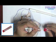tvhland.com: colorisation aux promarkers - YouTube