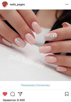Most Gorgeous Nails Light Colors For Fall 2018 - Fall is the magical season, unlike spring and summer. Here we collect the 30 most gorgeous nails with light nail color for this fall. Dark clothing with light nails will better set off your personality. Gorgeous Nails, Love Nails, Pretty Nails, My Nails, Neon Nails, Light Nails, Dark Nails, Soft Pink Nails, Light Colored Nails