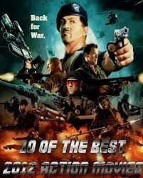 The Expendables 2 starring Sylvester Stallone, Lee Statham, Jet Li, Dolph Lundgren, and Bruce Willis Best Action Movies, Great Movies, New Movies, Movies To Watch, Movies Online, Action Film, Film D'action, Bon Film, Film Movie