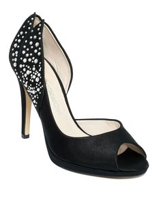 "evening shoes by Caparros, ""Whitney"""