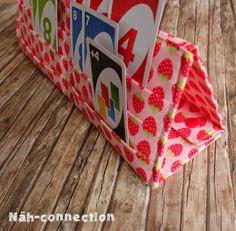 Näh-Connection: Card holder / Kartenhalter