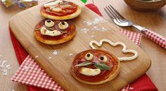 Pizza jambon fromage Kiri® - Le pizzaïolo Kiri®