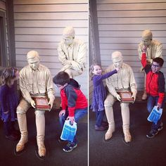 Leave to your kids to take a perfectly posed photo and make it FUNNY. #MKMayContest #Funny @airandspacemuseum