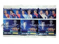 SASZETKA KARTY NORDIC EDITION CHAMPIONS LEAGUE 2014/15 ADRENALYN XL
