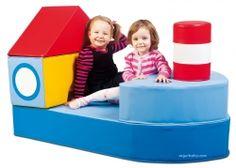 Barco de juegos foam
