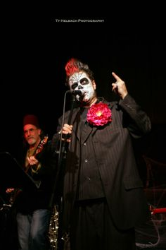 Jon Kanis and Stephen Cooper perform a new song at Third Avenue Playhouse photo by Ty Helbach) Dark Songs, Halloween Party Costumes, News Songs, Play Houses, Third, Halloween Face Makeup, Joker, Fictional Characters, Jokers