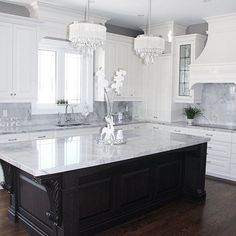 23 popular black kitchen island images kitchen dining modern rh pinterest com