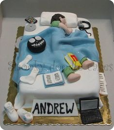 Image For Birthday Cake Designs 18 Year Old Boy Teen Cakes