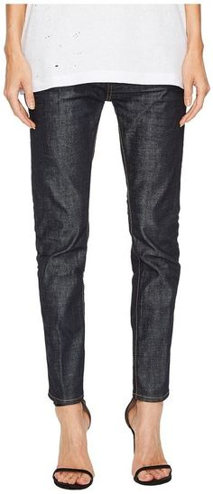 DSQUARED2 Cool Girl Dark Wash Jeans in Blue Women's Jeans