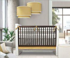 23 glamorous ideas for nursery lighting from Baby Center