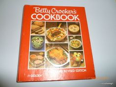 Betty Crocker's Cookbook VTG Spiral Bound HB 9th Printing New & Revised 1983