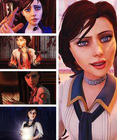 Bioshock Infinite.  I love Elizabeth! <3