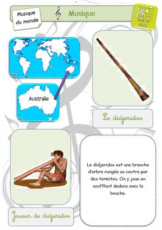 Musique australie Music Ed, Music Class, Cup Song, Instruments, Cycle 3, Music School, Primary Music, Amazing Race, French Language