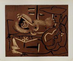 Pablo Picasso Imprimir na AllPosters.com.br