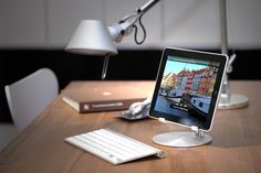Just Mobile UpStand for iPad by Focal