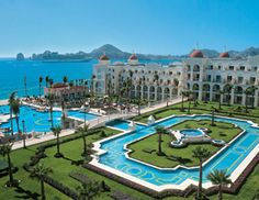 "riu palce..cabo san lucas  i stayed here in '05"" amazing place all inclusive so worth it! i bet now great deals."