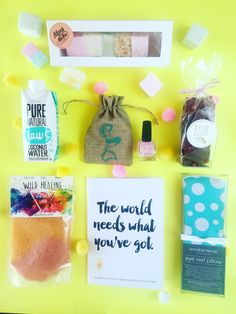 Send her the ultimate giftbox full of all her favourite things. Proceeds go…