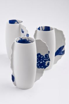 Pia Pasalk ~ Content & Container  | Collection perfect imperfect