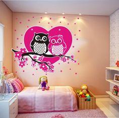 Como decorar o quarto das crianças com adesivos