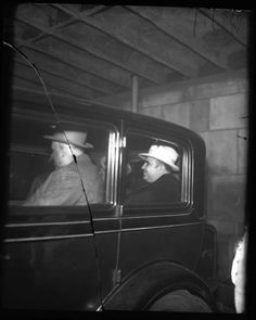 Al Capone in Chicago~My great granddad who was a gold glove boxer worked for him after he was no longer able to box~