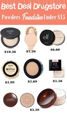 Environment powder is the unsung hero of the cosmetics industry. Setting powder snow, also known as baking powdered or translucent natural powder, make Best Drugstore Translucent Powder, Drugstore Powder Foundation, Best Drugstore Powder, Best Powder Foundation, Best Drugstore Foundation, Makeup Tips Foundation, Drugstore Makeup Dupes, Makeup Cosmetics, Top Foundations