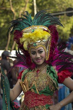 flower parade | surabaya | indonesia