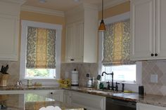 window treatments, roman shades | ... custom window treatments 1 year ago beautiful roman shades in designer