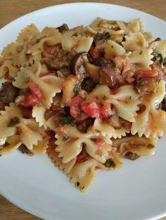 Cookbook Recipes, Vegan Recipes, Cooking Recipes, Allrecipes, Pasta Salad, Bread, Ethnic Recipes, Food, Crab Pasta Salad