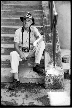 A nice portrait of Rene Burri -- when great photography meant pounding the streets with work out shoes, a pocketful of film and a well-work Leica M...