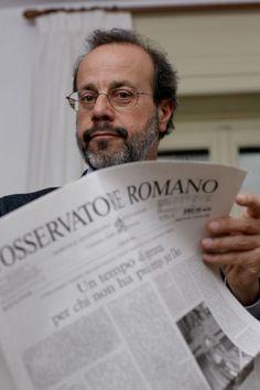 L'Osservatore romano si rinnova e cavalca la tendenza #social. #vaticano #giornalismo
