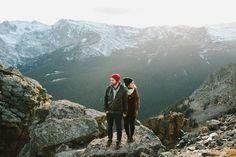 Rocky Mountain National Park, Colorado engagement spots