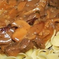 Beef Stroganoff on BigOven: I copied this recipe from an old Better Homes and Gardens Cook Book back in the early '60s. I've tried numerous other versions over the years but always fall back on this one -- it is the best!!!