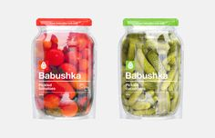 This Concept Takes Your Grandma's Pickles to Another Level — The Dieline | Packaging & Branding Design & Innovation News