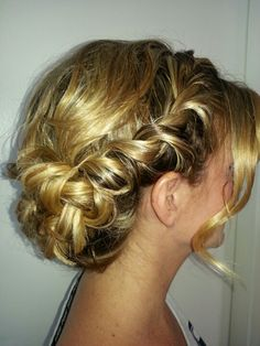 Another great beach wedding hair. done by tammy gamso