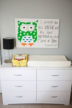 Changing Table Setup is Clean and Simple