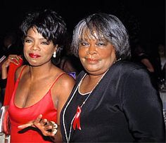 Oprah and Her Mother | Oprah Winfrey's mother, Vernita Lee is claiming ignorance and ...