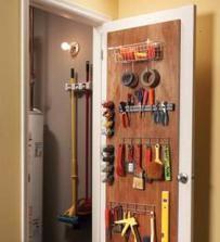 Ideas para organizar tu casa y ganar espacio ideas para for Casas de herramientas