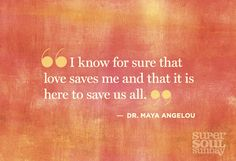 20 Teachable Moments from Dr. Maya Angelou - @Helen George #supersoulsunday