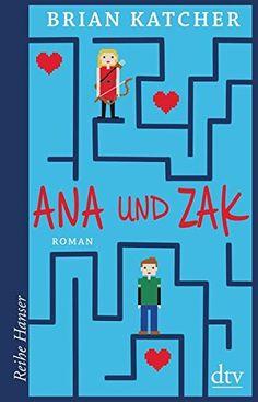 """Rezension zum Buch """"Ana und Zak"""" von Brian Katcher  Eine sehr witzige, ein wenig nerdige, aber trotzdem süße Geschichte für Zwischendurch. Beide Charaktere sind sehr sympathisch und man sieht bei beiden eine deutliche charakterliche Entwicklung.  #dtv #dtvVerlag #Rezension #RezensionSvenja #Jugendbuch #AnaundZak  Eure Svenja"""